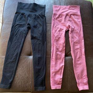 Essential Activewear Gymshark dupes Black & Pink